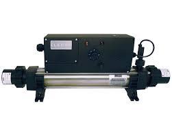 Elecro koi pond heater analoge vijververwarming