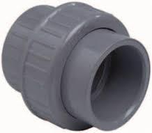 3/3 koppeling met o-ring inch lijmverbinding