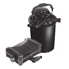Filterset 100 met EKO power pomp 12