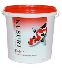 Drijvend kleur voer 5 kilo emmer(6mm)