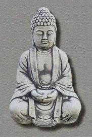 Zittende boeddha 34cm