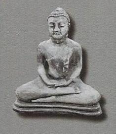 Mediterende boeddha 40cm