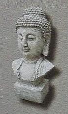 Boeddha buste 34cm