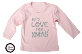 Shirt - Let's Love this xmas