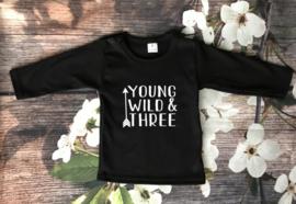 Youg Wild & Three Jongen