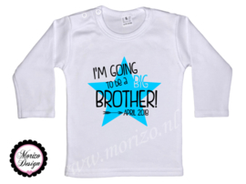 I'm going to be a brother ster