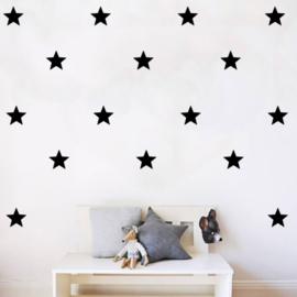 Muursticker vormen ster