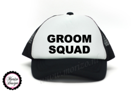 Truckercap GROOM SQUAD