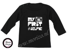Shirt - My first selfie *boy*