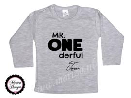 Mr. ONEderfull *naam*