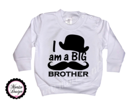 Sweater I am a big brother