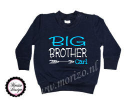 Sweater Big brother pijl *naam*