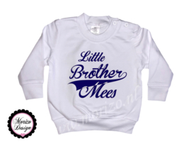 Sweater Little brother *naam*