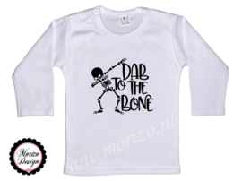Dab to the bone