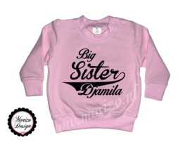 Sweater Big sister *naam*