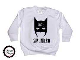 Superhero *naam*