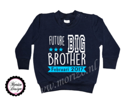 Sweater Future big brother