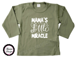 Mama's little miracle