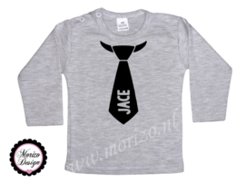 Shirt met Stropdas