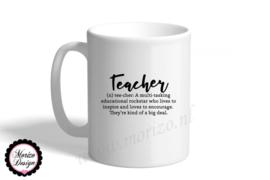 Mok of theeglas teacher