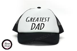 Cap voor papa vaderdag
