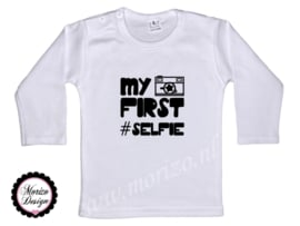 Shirt - My first selfie *boy*