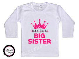 Only child - Big sister kroon