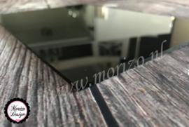 Plexiglas Zwart 15x20cm