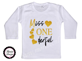 Miss ONEderful