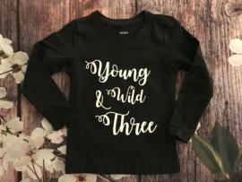 Youg Wild & Three Meisje