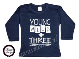 Young Wild + Three