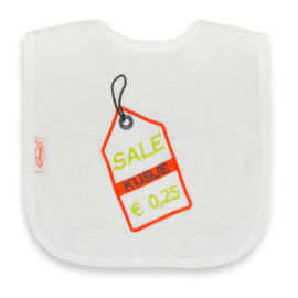 Slabber - Sale kusje €0,25