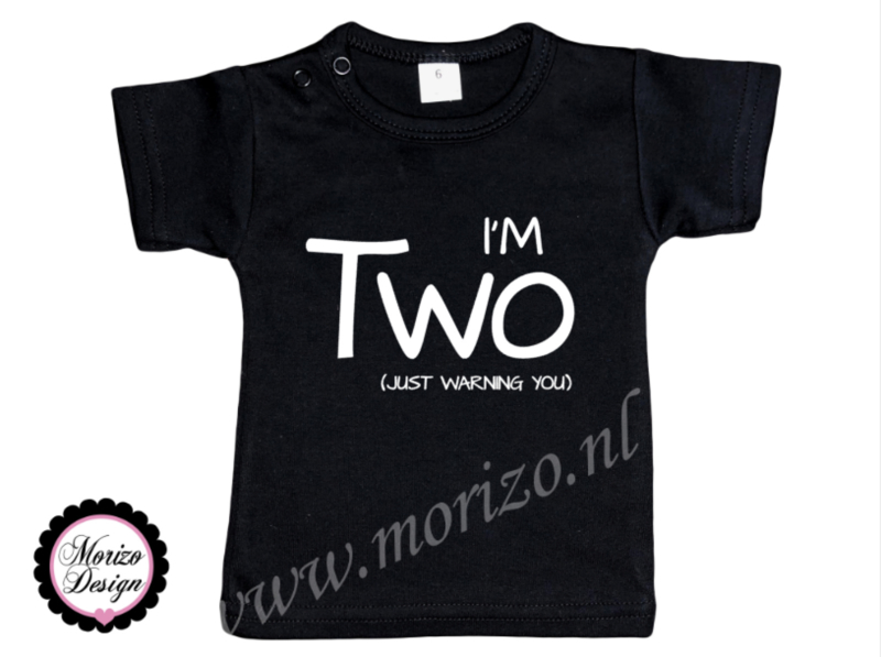 I'm two (just warning you)