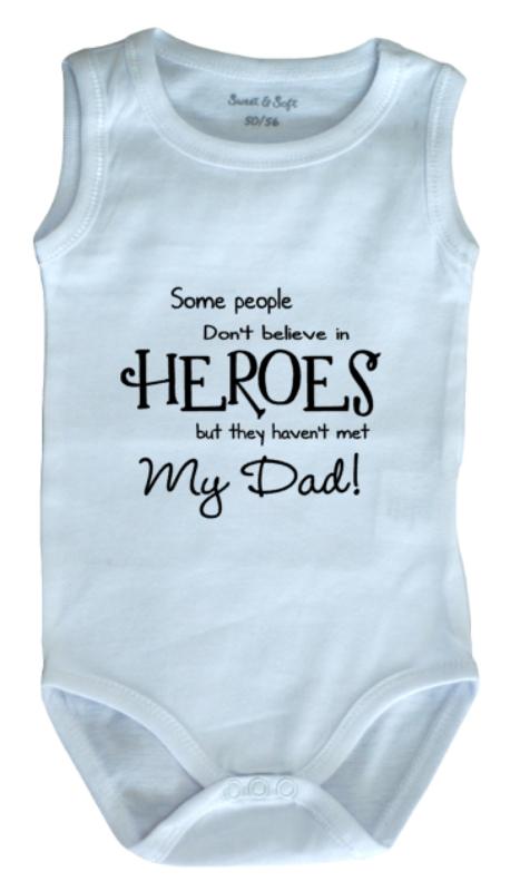 You haven't met my dad!