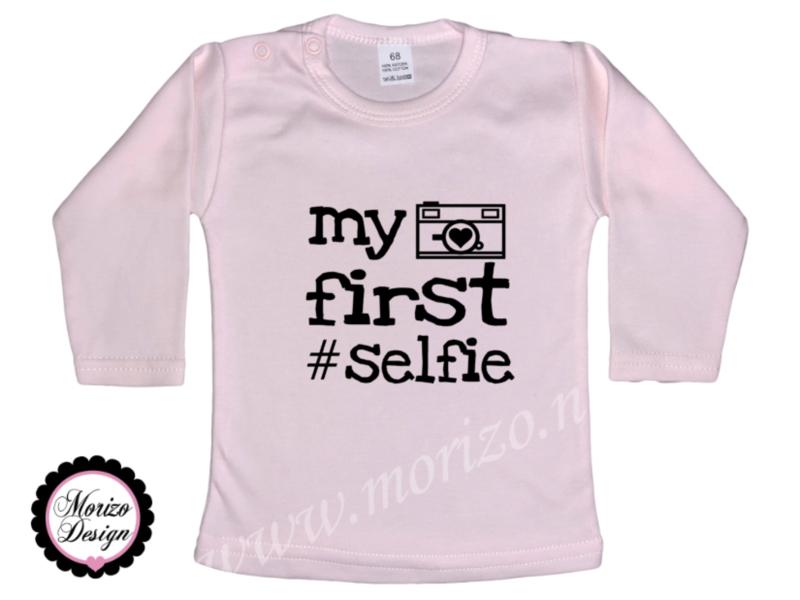Shirt - My first selfie *girl*