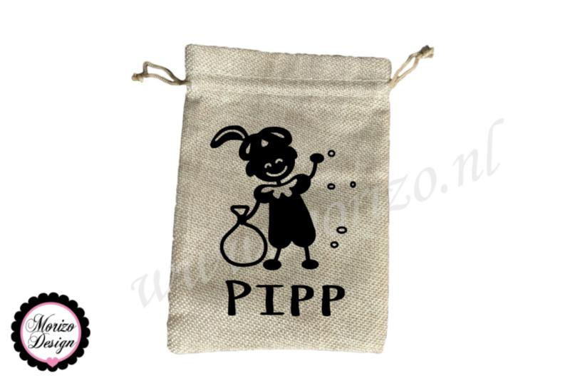 Pepernootzakje Piet