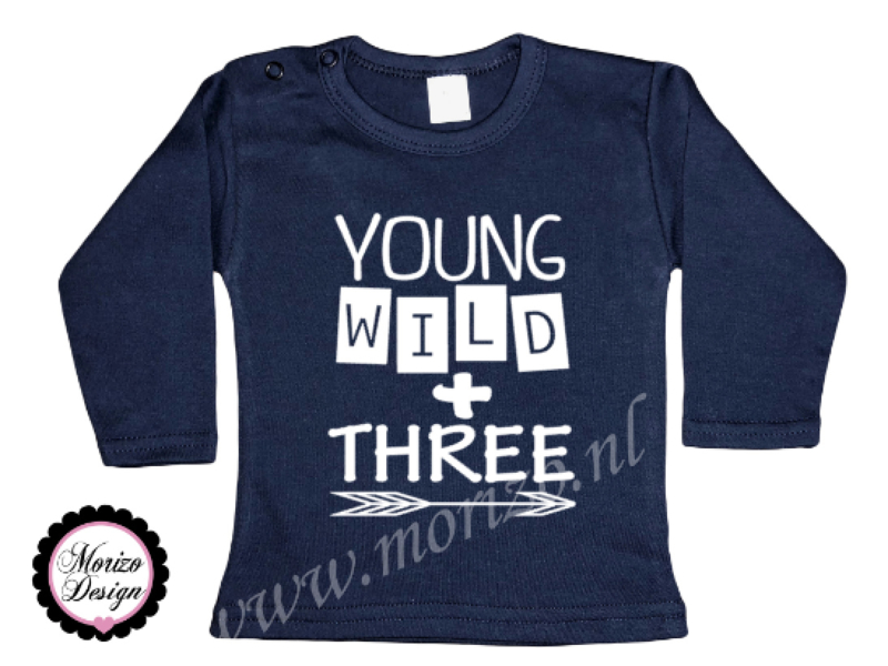 Young Wild + Three