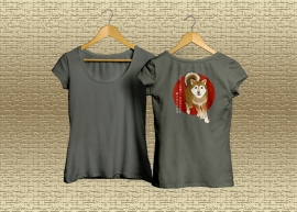 Simba's Tees 'Rising Sun', Survival Collection