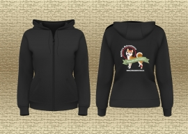 Simba's Adventures FAN Zipped Hoodie