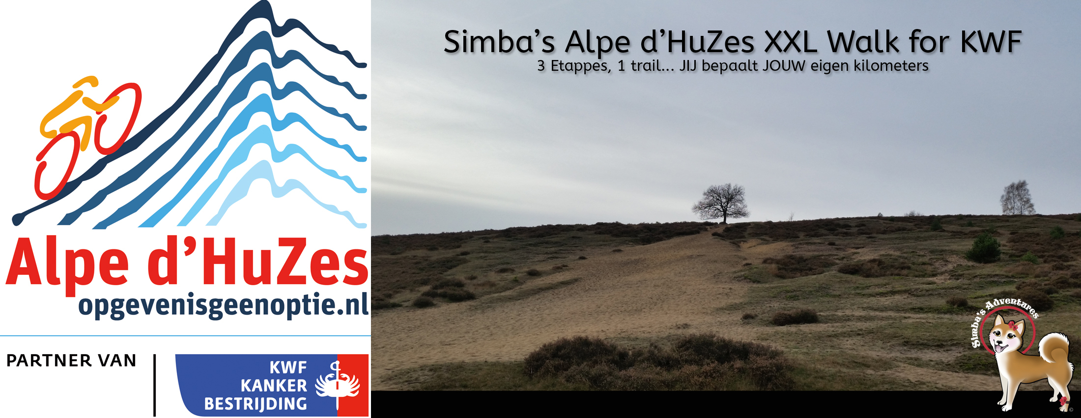 Simba's Alpe d'HuZes XXL Walk