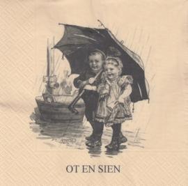 Ot & Sien, servet