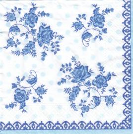 Frisian blue, servet
