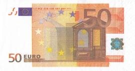 Euro, zakdoekje