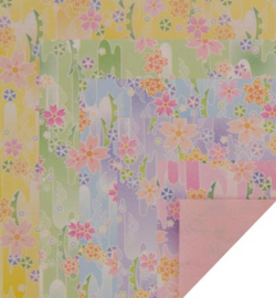 Origami Paper, Cherry Blossom