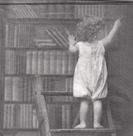 Library Boy, servet