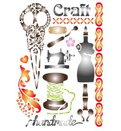 Craft, stencil