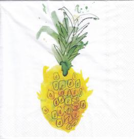 Ananas, servet