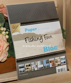 Paper Block, Fishing Fun