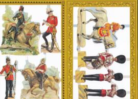 Britsh Army, poëzieplaatje Golden serie
