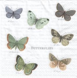 Butterflies, servet